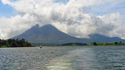 Manuel Antonio Volcano Costa Rica
