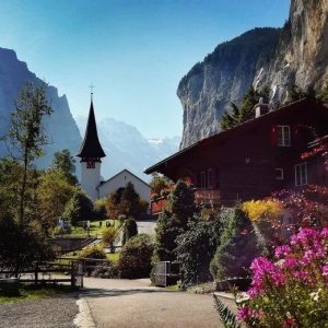 How To Hike The Via Ferrata – Murren to Gimmelwald – Switzerland