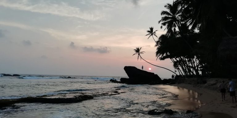 Mirissa or Unawatuna or Hikkaduwa? 3 of Sri Lanka's best beaches