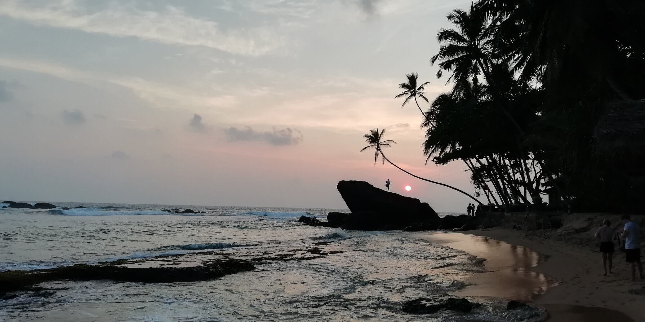Mirissa, Unawatuna or Hikkaduwa? Where to spend a couple of weeks on the south coast of Sri Lanka