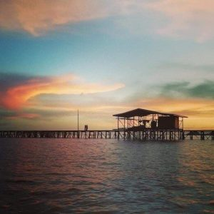 Watch: Life in a stilt house in Malaysian Borneo