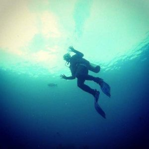 Watch: Diving Nusa Penida