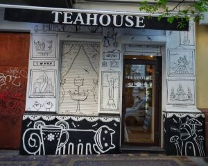 Best places to eat in Kiev Ukraine