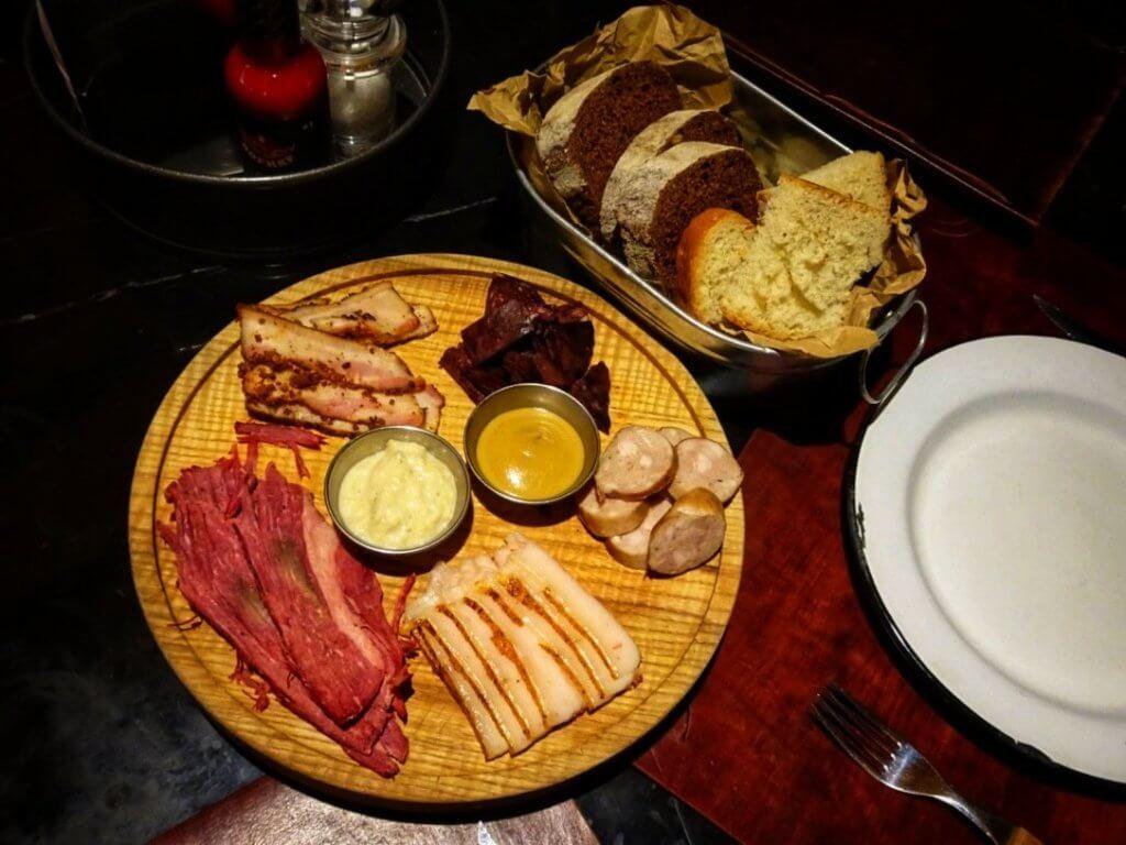 Where to eat in Kiev Ukraine best restaurants