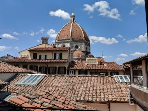 Cathedral Florence Rooftop Cafe Library Oblate