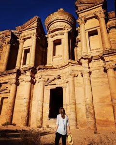 Jordan Petra Aqaba