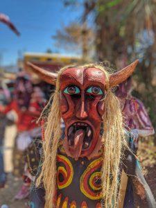 Carnival in San Martin Tilcajete 2021