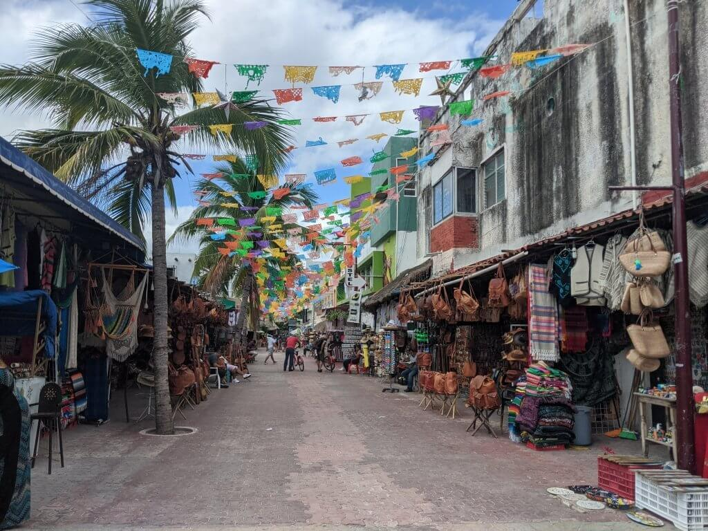Cancun or Playa del Carmen