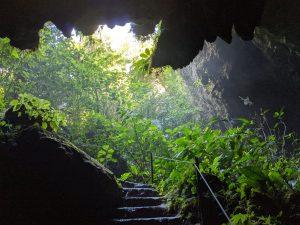 St Hermans Cave Belize