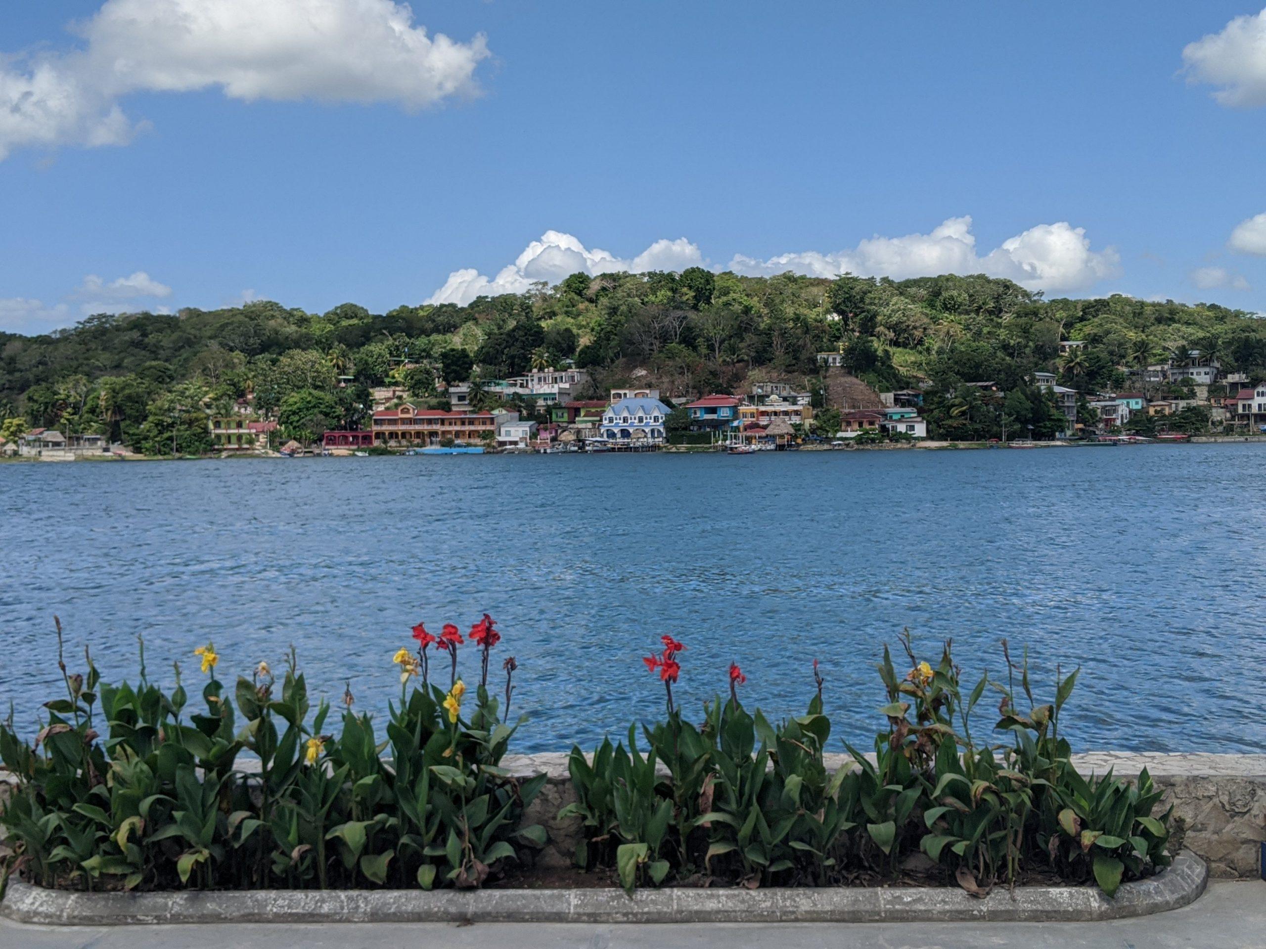 Flores tourist island