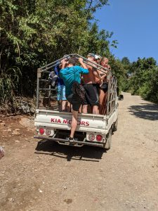Semuc Champney tourist truck