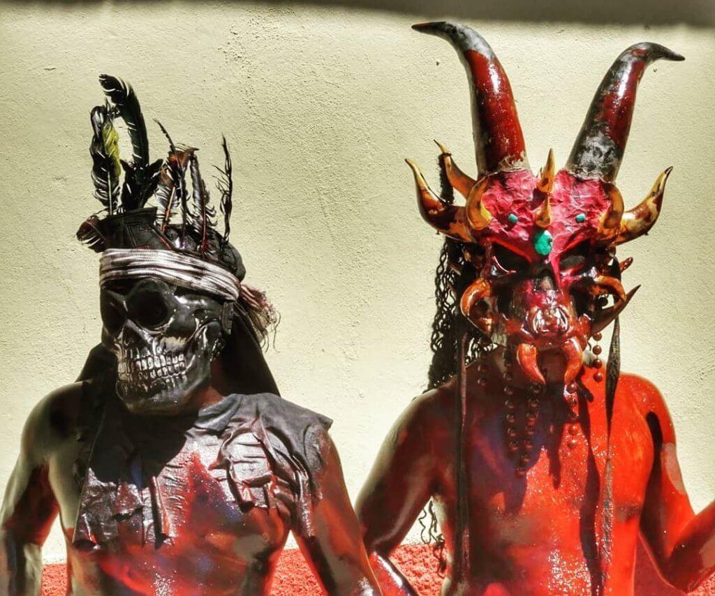 Carnival in Mexico