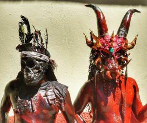 Carnival in San Martin Tilcajete – Oaxaca, Mexico
