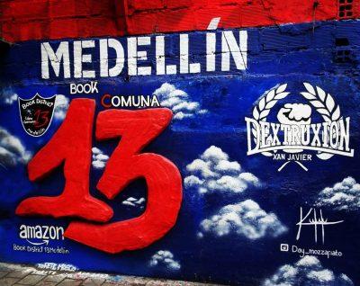 Comuna 13 Medellin 2020