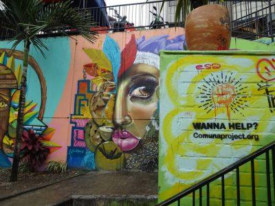 Help Comuna 13 Medellin Colombia
