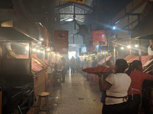 The best street food in Oaxaca City