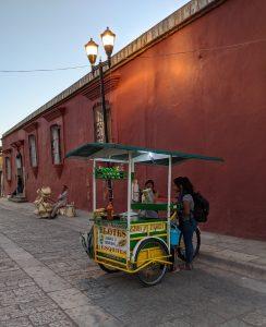 Street food Oaxaca