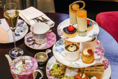 Afternoon Tea England best food in Europe