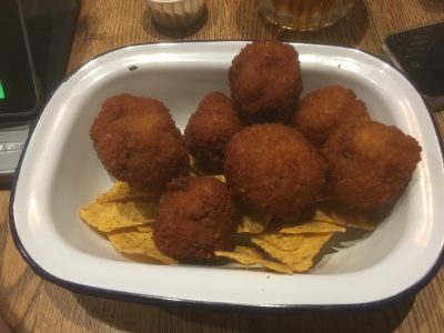 Bitterballen Netherlands Best snacks in Europe