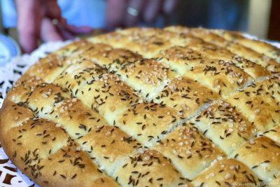 Pogaca Bread best food in Europe