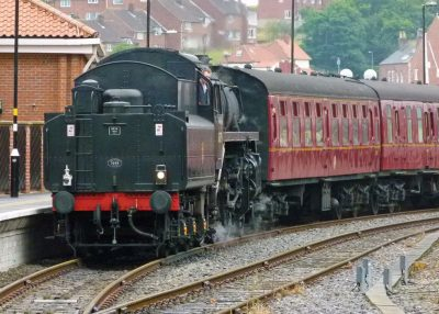 Railways trips in Whitby Yorkshire